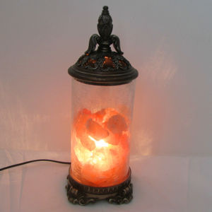 China Crystal Natural Salt Lamp (SFC0614) - China Salt Lamp, Himalayan Rock Salt Lamp