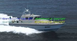 59FT Monohull Speed Coast Patrol Boat (1810h Fei Hu)