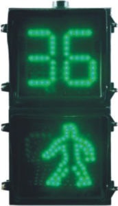 LED Traffic Signal Light (RX300-3-ZGSM-2A) pictures & photos