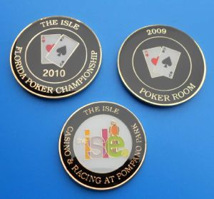 Custom Poker Coin (ASNY-CO-IX-004) pictures & photos
