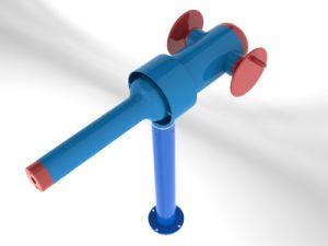 Self-Priming Water Gun (XS34)