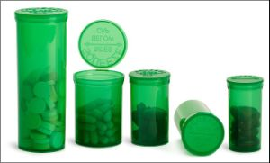 Medical Pop up Vials 13DRAM, 19DRAM, 30DRAM, 60DRAM Squeeze Pop Top Bottle pictures & photos