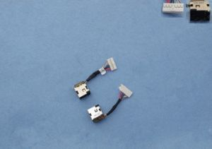 DC Power Jack with Cable for HP /Compaq (Cq50 Cq60 Cq70 G50 G60 G70) DC Power Jack DC Jack Connector