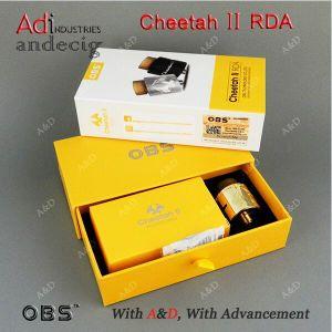 Vape Atomizer Obs Cheetah II Rda, 24mm Obs Cheetah 2 Rda pictures & photos