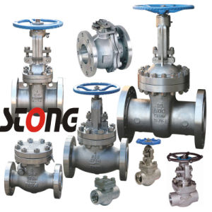 Stainless Steel Valve of Ball Valve Gate Valve pictures & photos