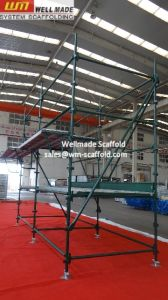 Australia Kwikstage Scaffolding Access Metal Scaffold Planks pictures & photos