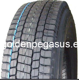 Radial Truck Tyre in Goodyear Quality (11R22.5) pictures & photos