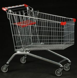 Europe Style Shopping Cart  (SM-E210)