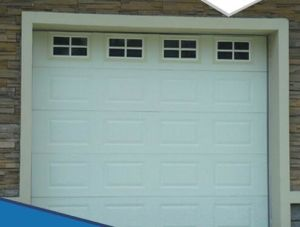 Electric PU Foamed Ce Approved High Quality Wholesale Automatic Garage Doors Panels Prices with Pedestrian Doors and Aluminum Accessories pictures & photos