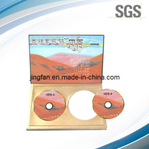 DVD with Booklet Packaging