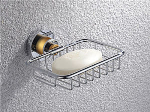 Mardo Series -- Soap Basket (MA-05B-PVDCP)