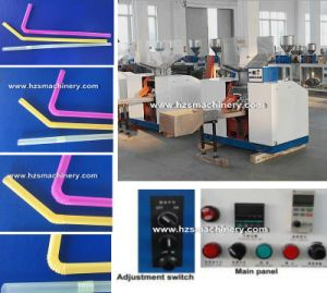 Automatic Flexible Drinking Straw Machine pictures & photos