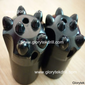 35mm Threaded Button Bit for Rock Drilling (H25) pictures & photos