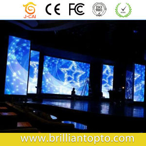 P4 Turkey Indoor SMD Full Color LED Video Wall pictures & photos