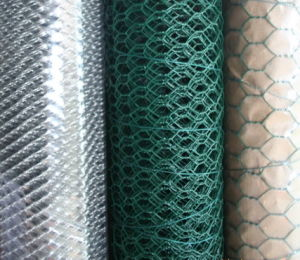 High Quality 18-27gauge Hexagonal Wire Mesh