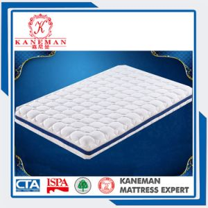 Luxury High Density Foam Mattress with Elegant Cover pictures & photos
