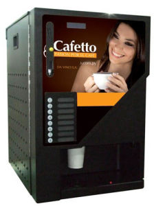 8-Selection Fully Automatic Coffee Vending Machine (Lioncel XL200) pictures & photos