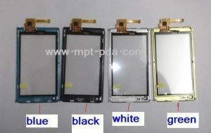Replacement Parts for Nokia N8 Touchscreen Digitizer With Frame Without Frame