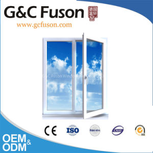The Design Quality of Flat Open Aluminum Window, Bulletproof Glass Series pictures & photos