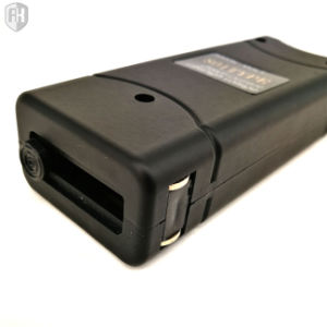 Micro Stun Gun - Rechargeable with LED Flashlight, Blue pictures & photos