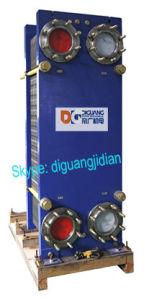 Wide Gap Plate Heat Exchanger Plates