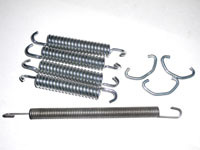 Tension Adjustable Coil Extension Spring pictures & photos