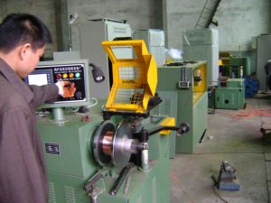 Precision Layer Winding Machine for Mig (DS-3D)