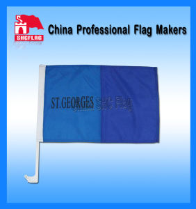 Polyester Car Flag (SHC18DE-ECONOMIC)