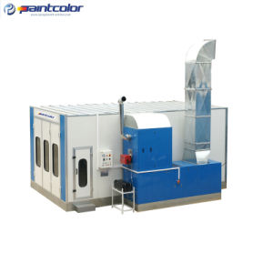 Europe Popular Spray Booth with Big Impeller Airy Cycle (PC06-800) pictures & photos