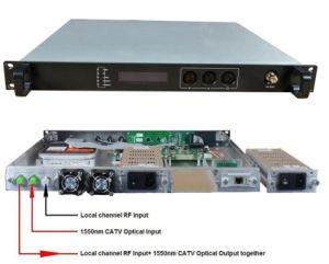 RF Input EDFA 1/4 Ways with Output Power 17~23dBm pictures & photos