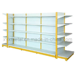 Powder Coating 5 Layers Supermarket Gondola Shelving pictures & photos