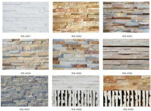 Natural Slate Cultural Facade Stone