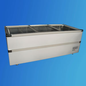 2.0m Jumbo Freezer, Glass Door Display Freezer SD/Sc-780 pictures & photos