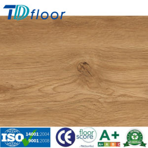 The Cheapest Household PVC Vinyl Floor Tile Like Wood pictures & photos
