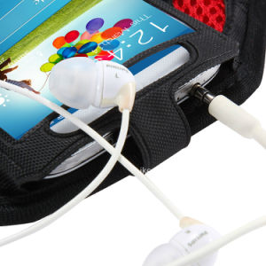 PU Leather Bag, Sports Running Promotion Neoprene Arm Banded Mobile Phone Bag pictures & photos