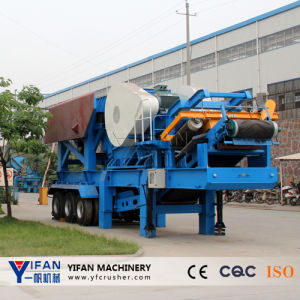Low Cost Mobile Primary Crushing Machine pictures & photos