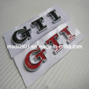 Car Sticker- Car Label Enamal Logo Car Emblem/Car Badge with 3mm Adhesive pictures & photos