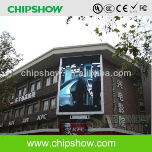Chipshow P16 Full Color Electronic Advertising LED Signage pictures & photos