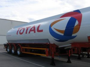 50000 Litres Oil Tanker Semi Trailer (CTY9450) pictures & photos