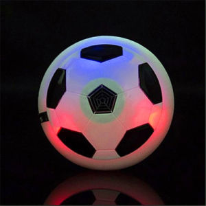 LED Light up Air Football Toy pictures & photos