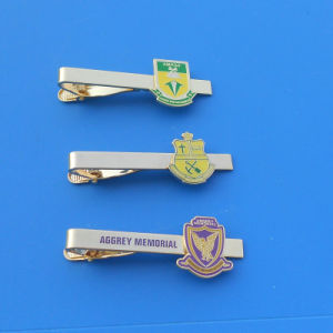 Custom Tie Clips, Hard Enamel Tie Bar pictures & photos