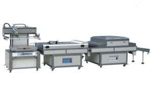 Hyseries 3/4 Automatic Screen Press pictures & photos