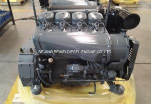 Diesel Engine Air Cooled F4l913 for Concrete Mixer pictures & photos