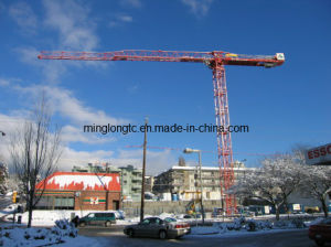 Flattop Tower Crane (MLP6313) pictures & photos