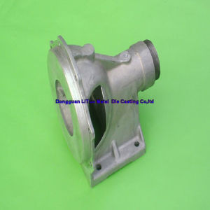 Housing Oil Parts with SGS, ISO9001: 2008/Die Casting pictures & photos