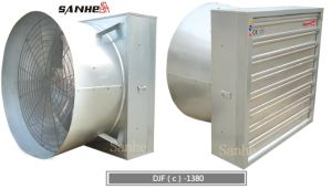 Djf (c) Series Cow House/ Pig House/ Textile Industry Shutter Cone Exhaust Fan pictures & photos
