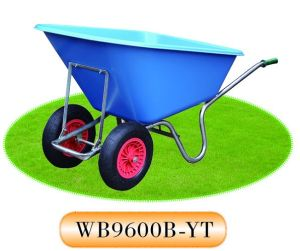 Industrial Wheelbarrow ---10 cu ft pictures & photos