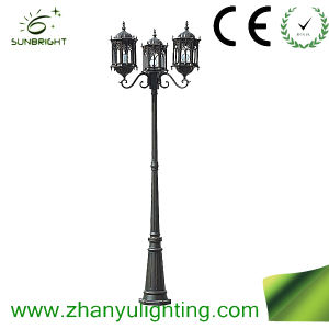 Popular Three Arms 3X20W LED Outdoor Street Light pictures & photos