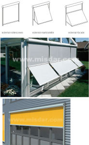 Vertical Awning pictures & photos