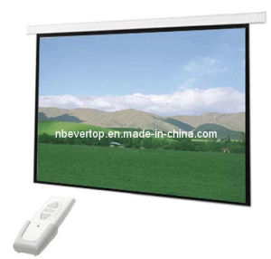 Motorized Screen, Electric Screen (ES series)